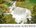 croatia, skradinski, waterfall 42829956
