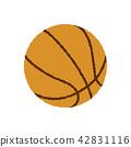 농구 일러스트 (필기 바람 라후탓찌) 42831116