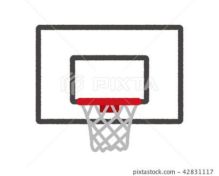 篮球 球 矢量 42831117