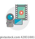 vector, vectors, video 42831681