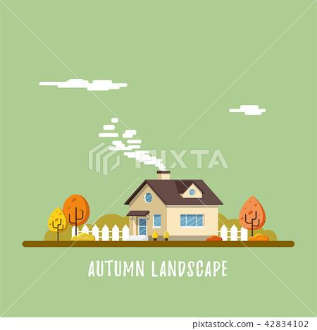Family suburban home 42834102