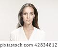 女性 女 皮肤 42834812