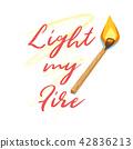 poster fire logo 42836213