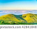 hill, sea, of 42841848
