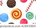 sweets, candy, lollipop 42843964