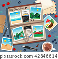 Travel Memories Abstract Background  42846614