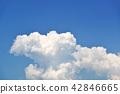 뭉게 구름 42846665