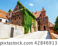 buildings in polish Torun in Poland 42846913