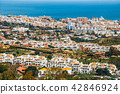 Mijas village at sunny day, Andalusia, Spain 42846924