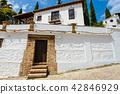architecture of Andalusia, Granada, Spain 42846929