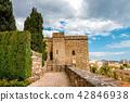 Gibralfaro castle (Alcazaba de Malaga) in Malaga 42846938