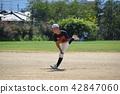 소년 야구 투수 42847060