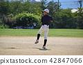 소년 야구 투수 42847066