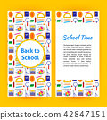 School time flyer 42847151