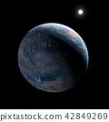 空間 宇宙的 大波斯菊 42849269