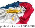 ธงฟิลิปปินส์ 42851098