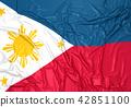ธงฟิลิปปินส์ 42851100