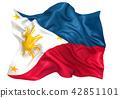 ธงฟิลิปปินส์ 42851101
