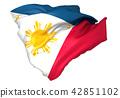 ธงฟิลิปปินส์ 42851102