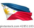 ธงฟิลิปปินส์ 42851103