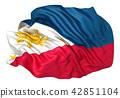 ธงฟิลิปปินส์ 42851104