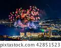 Lake Biwa Large Fireworks Festival 42851523