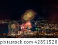 เทศกาลดอกไม้ไฟขนาดใหญ่ที่ทะเลสาบบิวะ 42851528