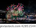 เทศกาลดอกไม้ไฟขนาดใหญ่ที่ทะเลสาบบิวะ 42851544