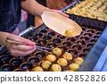 Osaka, Japan Okonomiyaki 42852826