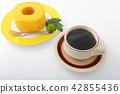 뜨거운 커피, 핫커피, 커피 42855436