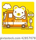 拿蜂蜜糊糊巴士 42857078