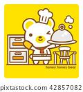 ฮันนี่ฮันนี่ปรุงอาหารผึ้ง 42857082