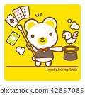 熊 魔術師 魔術 42857085