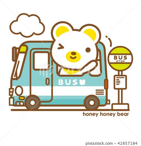拿蜂蜜糊糊巴士 42857184