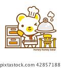 熊 大厨 主厨 42857188