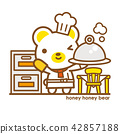 bear, bears, chef 42857188