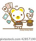 熊 魔术师 魔术 42857190