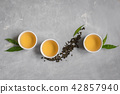 green oolong tea 42857940