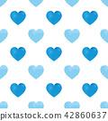 heart, hearts, blue 42860637
