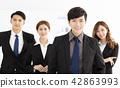 商业 商务 小组 42863993