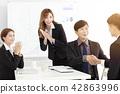 商业 商务 会议 42863996