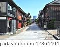 가나자와 西茶屋 거리 42864404