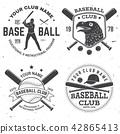 baseball, vector, sport 42865413
