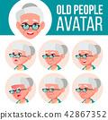 vector senior person 42867352