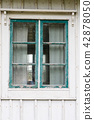Window in need of painting 42878050