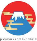 富士山 42878419