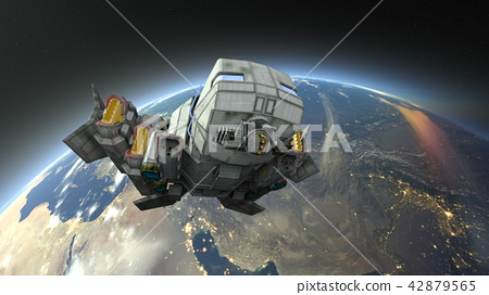 우주선 42879565