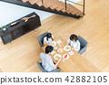 ครอบครัวเล็ก (โต๊ะรับประทานอาหาร) 42882105