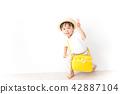 學前班兒童 幼兒園兒童 幼兒園的孩子 42887104