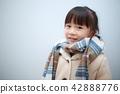 เสื้อ Duffle (ภาพฤดูหนาวด้านนอกเสื้อคนญี่ปุ่นเด็กคัดลอกอวกาศเด็ก) 42888776